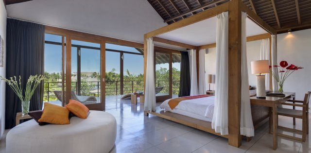 Villa Kavya, Master Bedroom