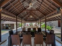 Villa Mata Air, Dining Area