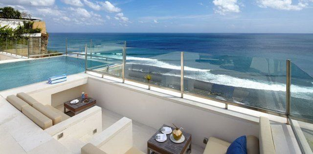 Villa Anugrah, Pool With Ocean View