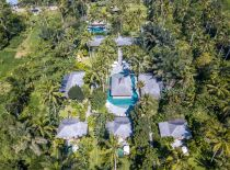 Villa Nag Shampa, Aerial Photo