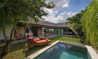2 Bedrooms Villa Paloma Guest Pavilion in Canggu